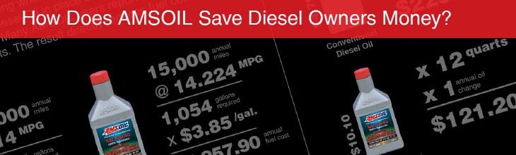 How Does AMSOIL save money?